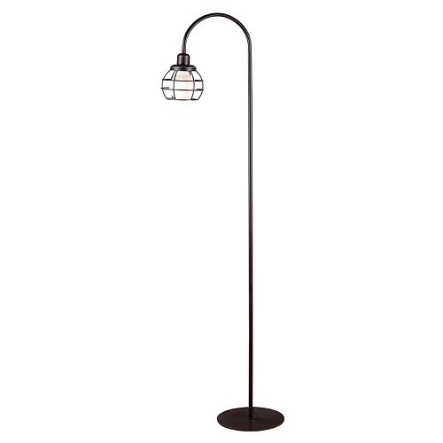 Kenroy Home Caged Floor Lamp