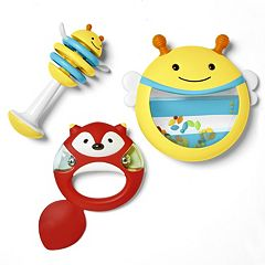 Skip Hop Explore & More 3-pc. Musical Instrument Set