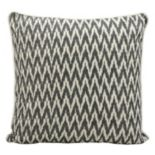 Mina Victory Lifestyles Chevron Throw Pillow