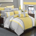 Chic Home Danielle 24-piece Bedding Set