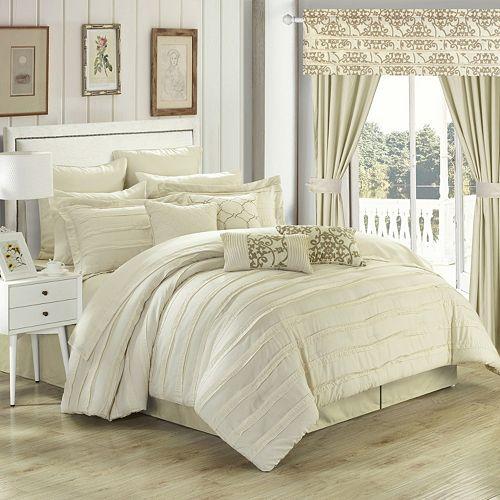 Chic Home Hailee 24 Piece Bedding Set
