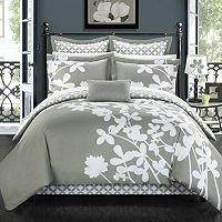 Chic Home Iris 7 pc Bed Set