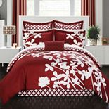 Chic Home Iris 7-piece Bed Set