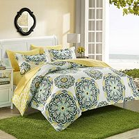 Chic Home Ibiza 7 pc Duvet Cover Set