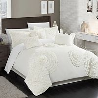 Chic Home Belinda 7 pc Oversized Bed Set