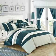 Chic Home Covington 24-piece Bedding Set