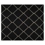 Safavieh Dhurries Netting Handwoven Flatweave Wool Rug