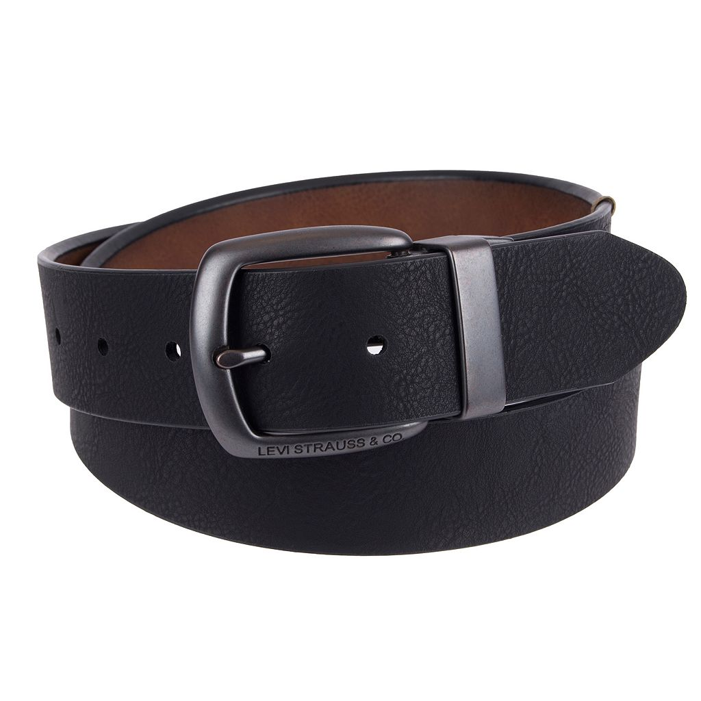 Men's Levi's® Embossed Reversible Belt