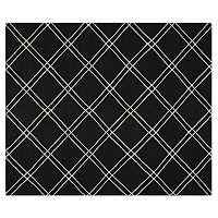 Safavieh Dhurries Crossnet Handwoven Flatweave Wool Rug