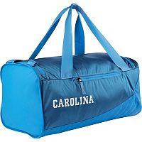 Nike North Carolina Tar Heels Vapor Duffel Bag