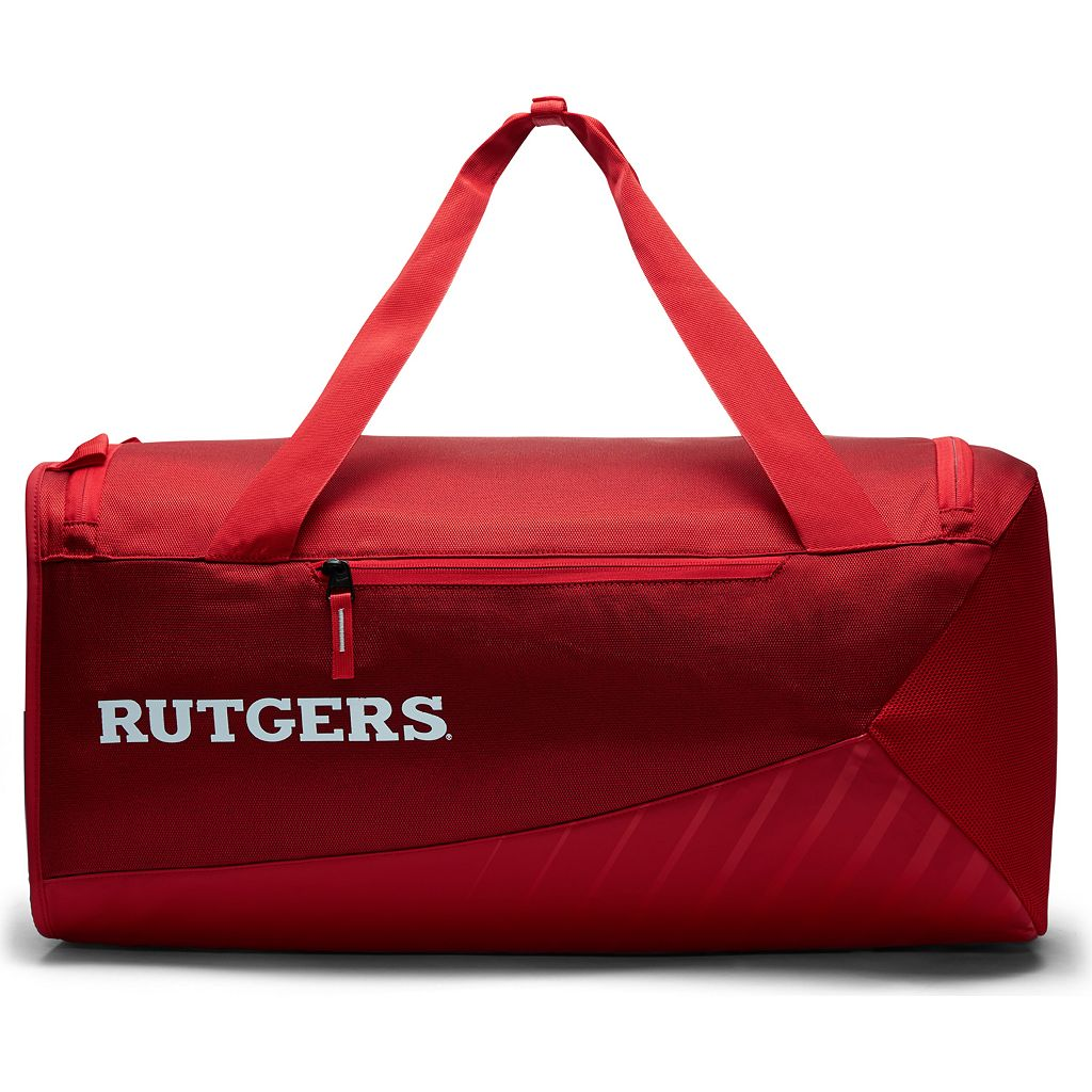 Nike Rutgers Scarlet Knights Vapor Duffel bag