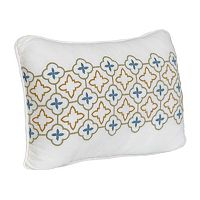 Always Home Alice Oblong Throw Pillow