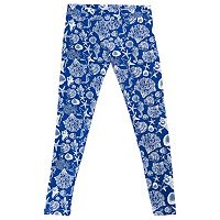 Girls 4-6x French Toast Printed Leggings