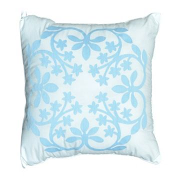 Always Home Kayla Square Throw Pillow