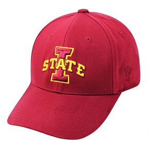 Adult Top of the World Iowa State Cyclones Premium Collection One-Fit Cap
