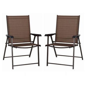 Sonoma Outdoors Coronado Sling Chair Set