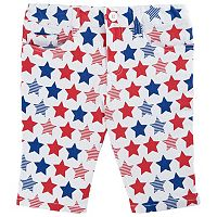 Girls 4-6x French Toast Printed Twill Skimmer Shorts