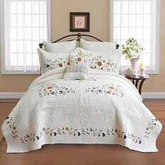 Always Home Alice Bedspread