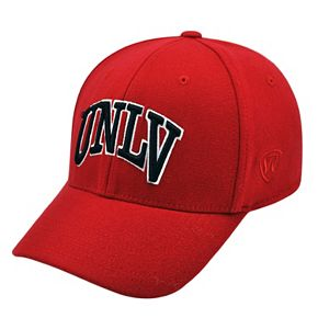Adult Top of the World UNLV Rebels Premium Collection One-Fit Cap