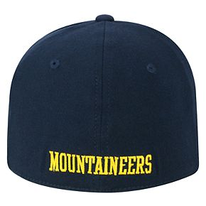 Adult Top of the World West Virginia Mountaineers Premium Collection One-Fit Cap