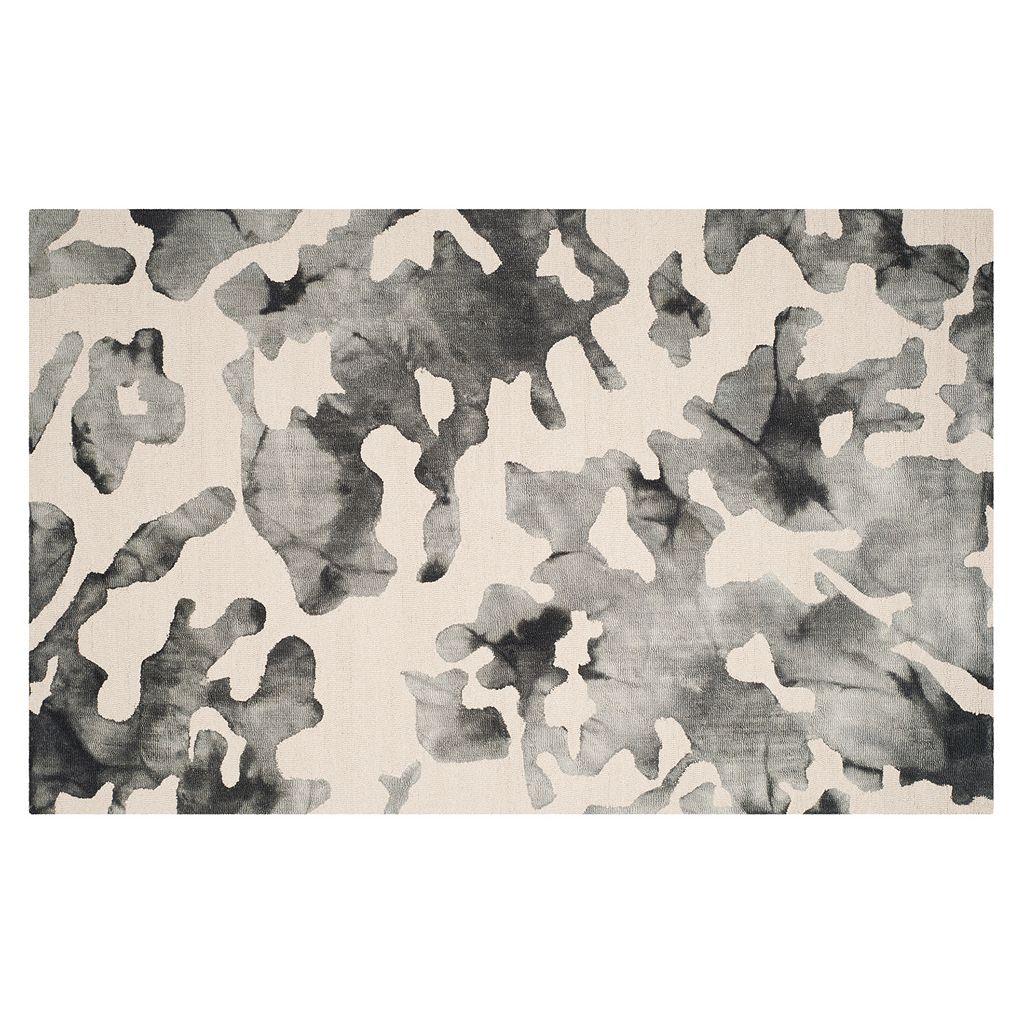 Safavieh Joplin Abstract Dip-Dyed Wool Rug