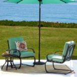 SONOMA Goods for Life™ Claremont Patio Side Table & Chair 3 pc Set