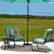 SONOMA Goods for Life? Claremont Patio Side Table & Chair 3-piece Set