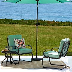 SONOMA Goods for Life™ Claremont Patio Side Table & Chair 3-piece Set