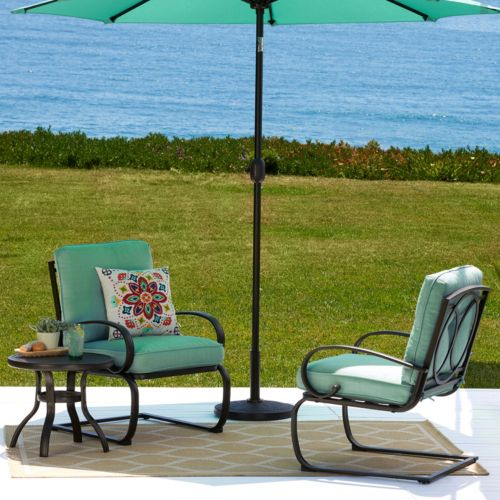These 6 Pieces Of Colorful Furniture Are Absolute Must Haves: SONOMA Goods For Life™ Claremont Patio Side Table & Chair