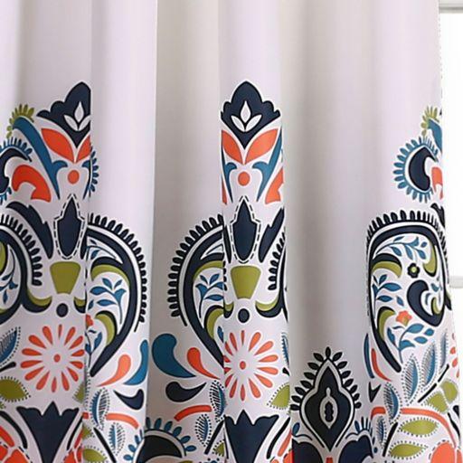 Lush Decor 2-pack Clara Window Curtains - 52'' x 84''