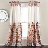 Lush Decor 2-pack Clara Window Curtains
