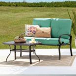 SONOMA Goods for Life? Claremont Patio Loveseat & Coffee Table 2-piece Set