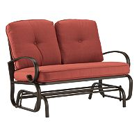 SONOMA Goods for Life™ Claremont Patio Loveseat Glider