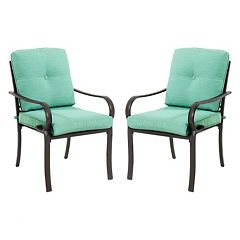 SONOMA Goods for Life™ Claremont Patio Chair 2-piece Set