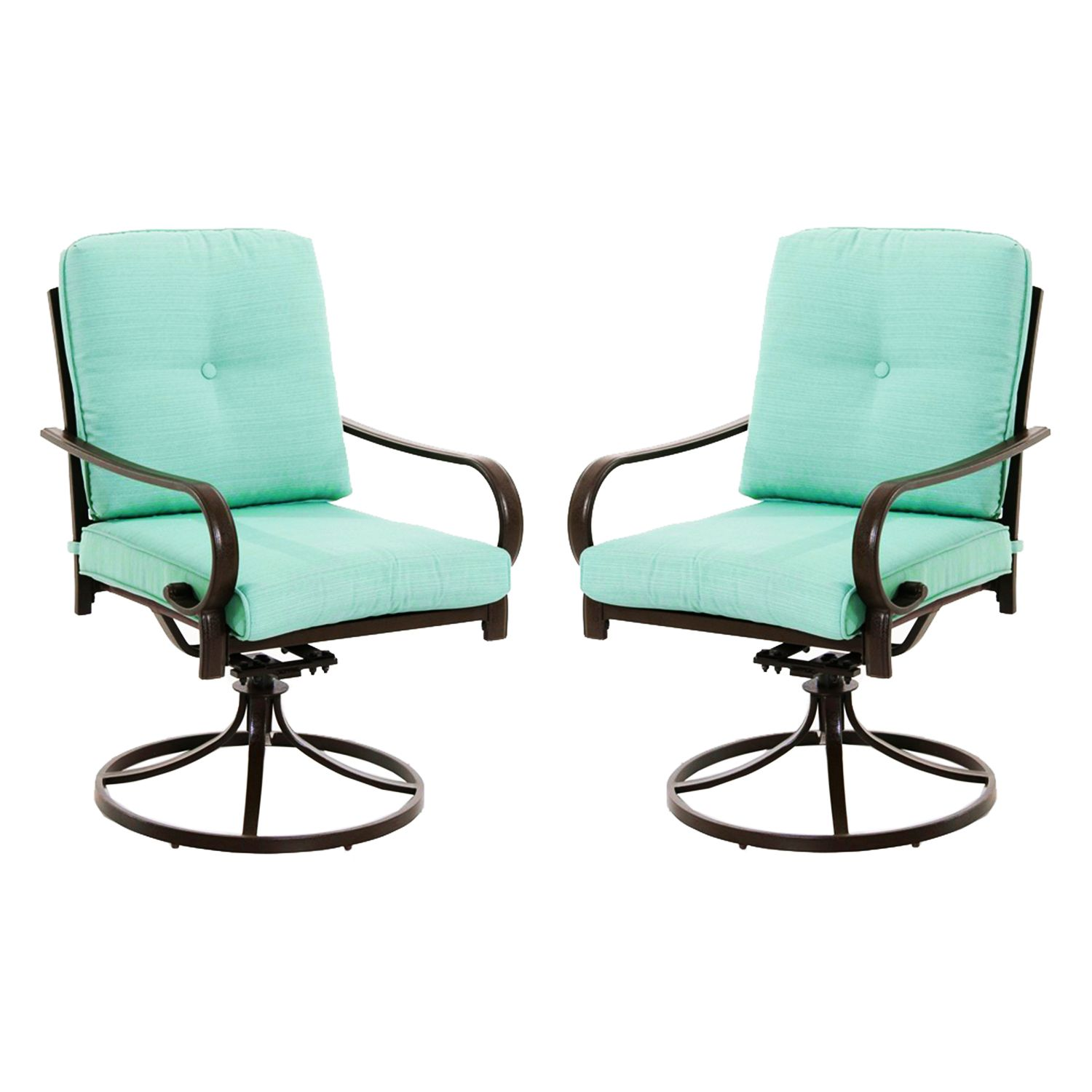 SONOMA Goods For Life™ Claremont Swivel Patio Chair 2 Piece Set