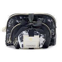 Adrienne Vittadini Studio Cosmetic Bag Trio