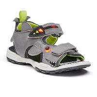 Carter's Sharkon Toddler Boys' Light-Up Sandals