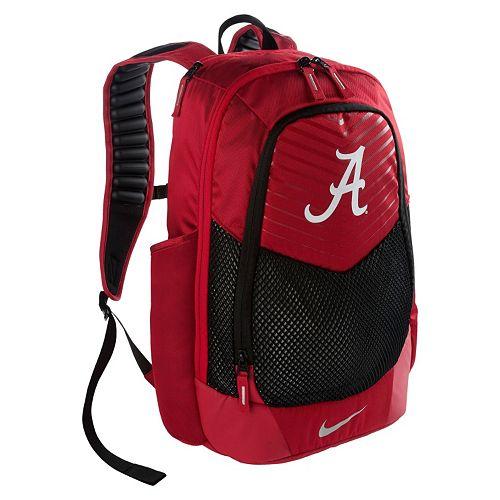 a3ab8aa6f1b Nike Alabama Crimson Tide Vapor Backpack
