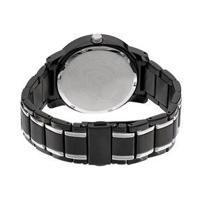 Armitron Men's Two Tone Watch - 20/4935BKTB