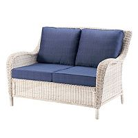 SONOMA Goods for Life™ Presidio Patio Wicker Loveseat