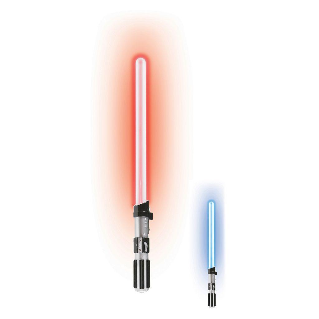 Star Wars Science Mini Lightsaber Dark Side Detector by Uncle Milton