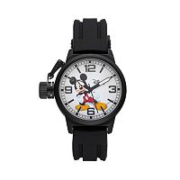 Disney's Mickey Mouse Men's Lefty Watch