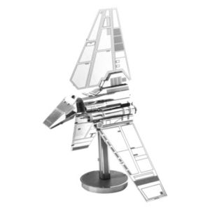 Metal Earth 3D Laser Cut Model Star Wars Imperial Shuttle by Fascinations