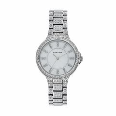 Armitron Women's Crystal Watch - 75/5317MPSV