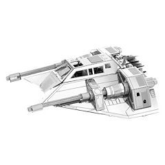 Metal Earth 3D Laser Cut Model Star Wars Snowspeeder by Fascinations