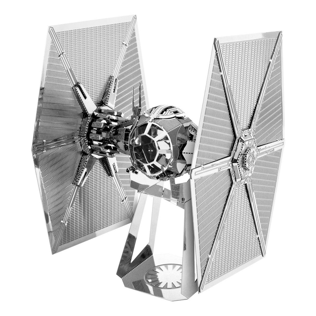 Metal Earth 3D Laser Cut Model Star Wars: Episode VII The Force Awakens Special Forces TIE Fighter by Fascinations