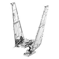 Metal Earth 3D Laser Cut Model Star Wars: Episode VII The Force Awakens Kylo Ren's Command Shuttle by Fascinations