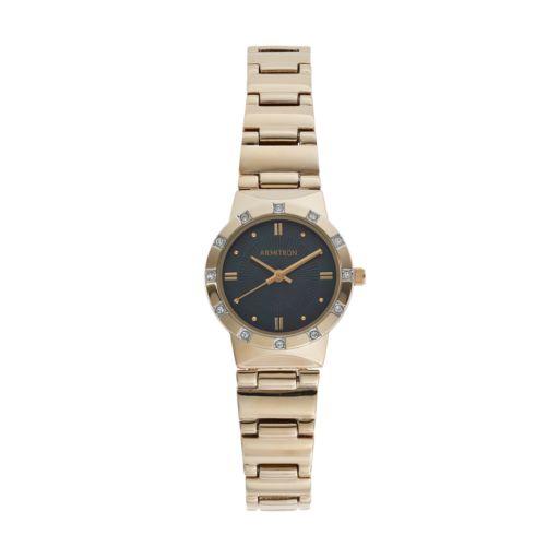 Armitron Women's Crystal Watch - 75/5361JMGP