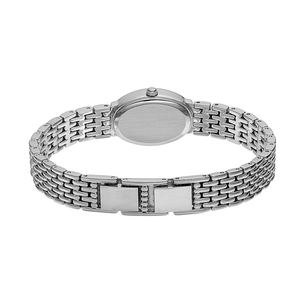 Armitron Women's Crystal Watch - 75/5360MPSV