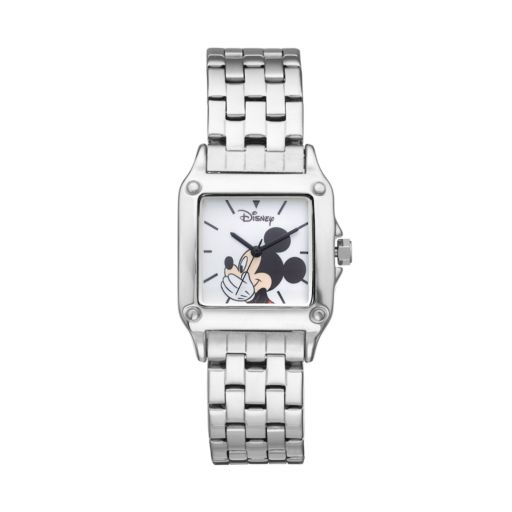 Disney's Mickey Mouse Women's Stainless Steel Watch